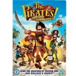 Aardman Animations: The pirates! In an adventure with scientists! (U.K., 2012)
